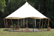 Chill out tent